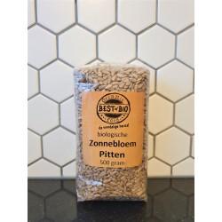 Zonnebloempitten 500 gram